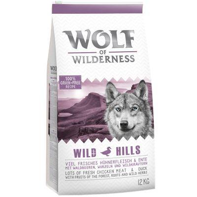 """Wolf of Wilderness Adult """"Wild Hills"""" - Ente"""