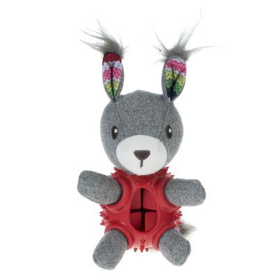 Hundesnackspielzeug Rabbit