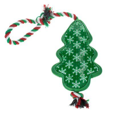 árvore de natal de corda