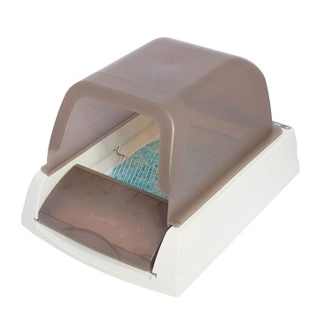 caixa de areia auto-lavável: para maior conforto dos gatos e donos